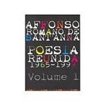 Livro - Poesia Reunida - 1965-1999 Vol.1