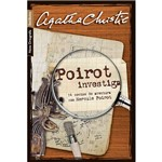 Livro - Poirot Investiga: 14 Contos de Aventura com Hercule Poirot - Coleção Bestbolso