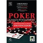 Livro - Poker: a Essência do Texas Hold´em - Estratégias para se Tornar um Vencedor