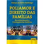 Livro - Poliamor e Direitos das Famílias: Reconhecimento e Consequências Jurídicas