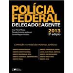 Livro - Polícia Federal: Delegado e Agente