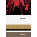 Livro - Política - Coleção Homem, Cultura e Sociedade
