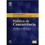 Livro - Política de Concorrência