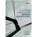 Livro - Políticas Públicas no Estado Constitucional