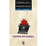 Livro - Ponta de Lança - Coleção Obras Completas