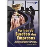 Livro por Trás do Sucesso das Empresas
