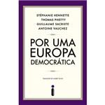 Livro - por uma Europa Democrática
