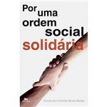 Livro - por uma Ordem Social Solidaria
