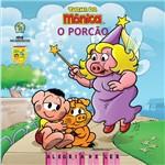 Livro - Porcão, o - Turma da Mônica