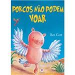 Livro - Porcos não Podem Voar