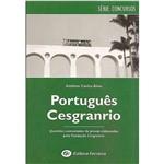 Livro - Português Cesgranrio