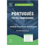 Livro - Português - Testes Comentados