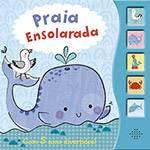 Livro - Praia Ensolarada - com Cinco Sons Divertidos