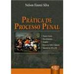 Livro - Prática de Processo Penal: Noções Geraisprocedimentos Modelosprovas da OAB e Gabaritos