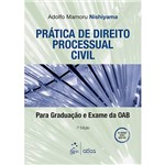 Livro - Prática Direito Processual Civil