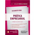Livro - Prática Empresarial: Coleção Prática Forense - Vol. 5
