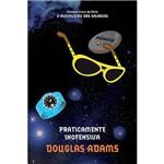 Livro - Praticamente Inofensiva - Coleção o Guia do Mochileiro das Galáxias - Vol. 5 - Edição Econômica