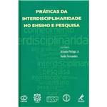 Livro - Práticas da Interdisciplinariedade no Ensino e Pesquisa