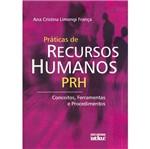 Livro - Práticas de Recursos Humanos PRH