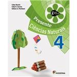 Livro - Presente Ciências Naturais 4