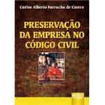 Livro - Preservação da Empresa no Código Civil Brasileiro