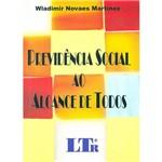Livro - Previdência Social ao Alcance de Todos