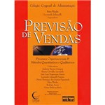 Livro - Previsão de Vendas : Processos Organizacionais & Métodos Quantitativos e Qualitativos