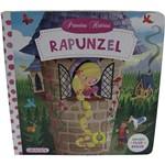 Livro - Primeiras Historias: Rapunzel