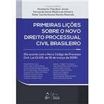 Livro - Primeiras Lições Sobre o Novo Direito Processual Civil Brasileiro