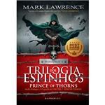 Livro - Prince Of Thorns - Coleção Trilogia dos Espinhos - Vol. 1
