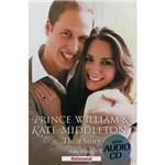 Livro - Prince William & Kate Middleton: Their Story