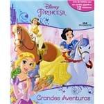 Livro Princesas com 12 Miniaturas - Grandes Aventuras - MELHORAMENTOS