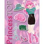 Livro - Princess Top - Stickers [Lilás]