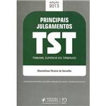 Livro - Principais Julgamentos TST: Tribunal Superior do Trabalho