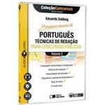 Livro - Principais Tópicos de Português para Concursos Públicos - Coleção Concursos Audiolivro - Vol. II