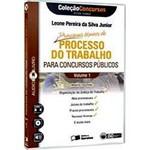 Livro - Principais Tópicos de Processo do Trabalho para Concursos Públicos