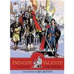 Livro - Príncipe Valente: Nos Tempos do Rei Arthur