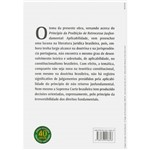 Livro - Princípio da Proibição de Retrocesso Jusfundamental