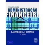Livro - Princípios de Administração Financeira