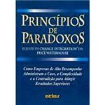 Livro - Princípios e Paradoxos