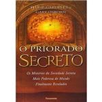 Livro - Priorado Secreto, o
