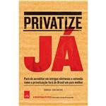 Livro - Privatize já