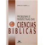 Livro - Problemas e Perspectivas das Ciências Bíblicas