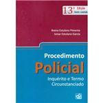 Livro - Procedimento Policial: Inquérito e Termo Circunstanciado