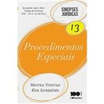 Livro - Procedimentos Especiais