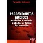 Livro ¿ Procedimentos Médicos: Realizados à Distância e o Código de Defesa do Consumidor