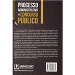 Livro - Processo Administrativo do Concurso Público
