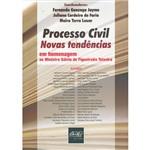 Livro - Processo Civil - Novas Tendências