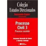 Livro - Processo Civil 3 - Perguntas e Respostas - Col. Estudos Direcionados