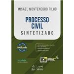 Livro - Processo Civil Sintetizado